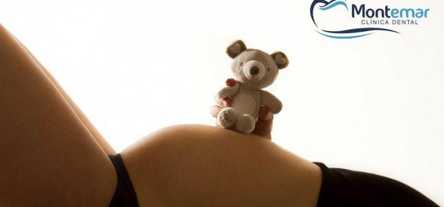 El embarazo y la salud bucodental
