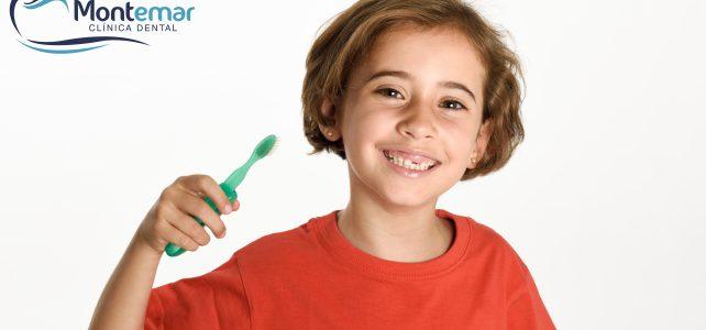Higiene bucodental y su importancia en la edad infantil