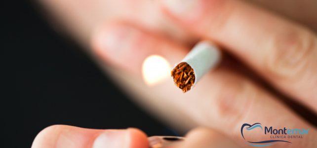 Tabaquismo y salud bucodental. Consecuencias y tratamientos