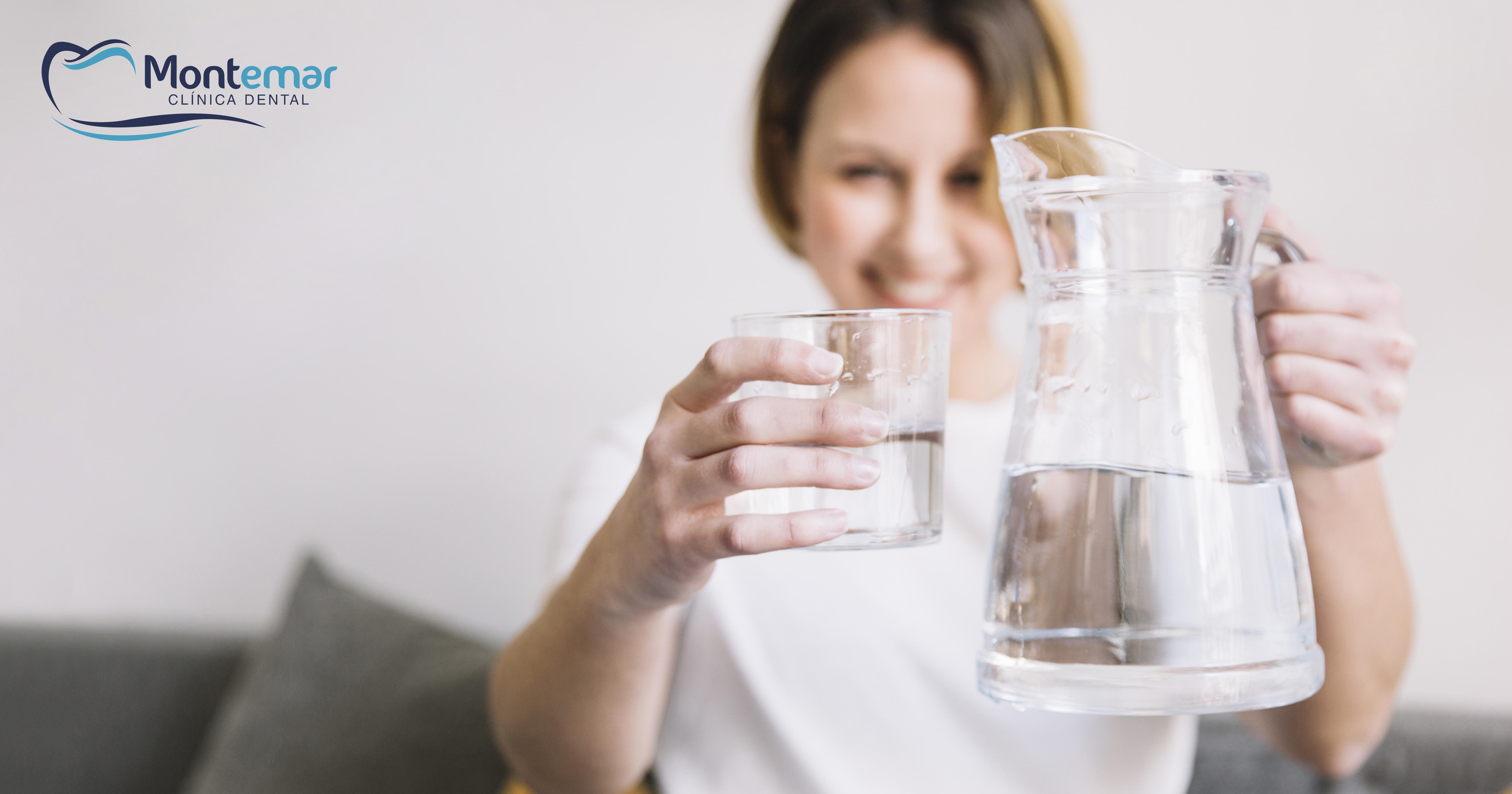 hidratación bucal