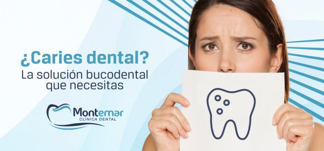 Caries dental. Causas y tratamiento
